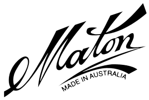 Maton Guitar Logo